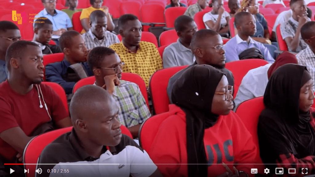 Problématique de la qualité des infrastructures en Afrique : Propositions de solutions – Animé par Dr SALL Magatte Phd Sciences des Matériaux